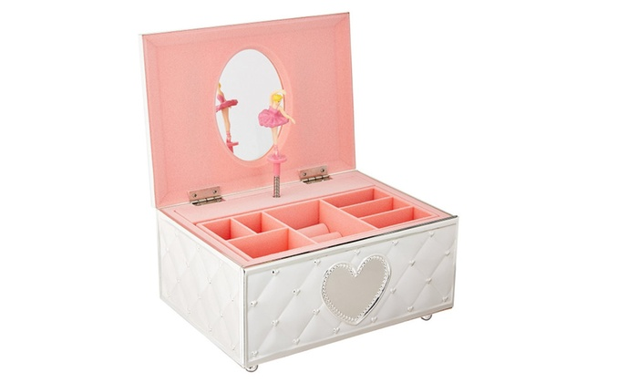 Lenox Childhood Memories Ballerina Jewelry Box Classy Up To 60% Off On Lenox Childhood Memories Bal Groupon Goods