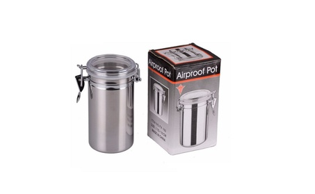 Stainless Steel Sealed Canister Jar Home Kitchen Accessories 84ab5864-a7a4-41c5-b8a8-0b0e658fa292