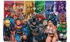 DC Comics Team Poster