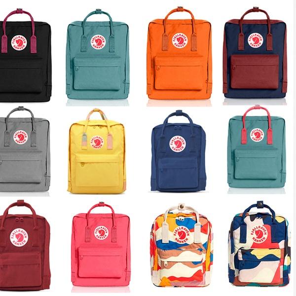 najnowsza zniżka świetne oferty najwyższa jakość Fjallraven Kanken Classic Daypack Backpack for Everday(Mini-7L, Medium-16L)