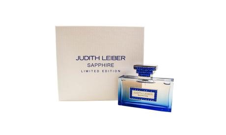 Judith Leiber Sapphire Eau De Parfum Spray Limited Edition 2.5 Oz for Women 0ed6c236-69f2-467b-ad09-7eabcafb873b