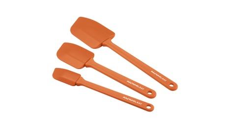 Rachael Ray Tools & Gadgets Lil' Devils 3pc Silicone Spatula Set Orange cb966e38-ad87-4686-baef-faa69e963525