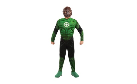 Costumes For All Occasions RU884575MD Green Lantern Kilowog Child 3a291f8b-805b-47dc-baf0-978e0ca13643