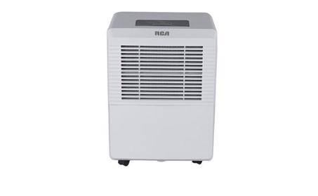 RCA 70-Pint Dehumidifier, White 17d9f305-a27b-4723-a934-d7de57f43bb4
