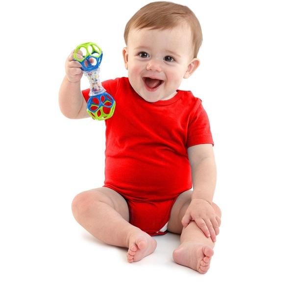 Oball Kids Shaker Toy