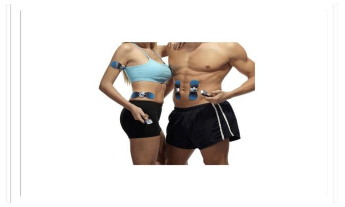 AB Swift Massager 6 Advanced Exercise Programs
