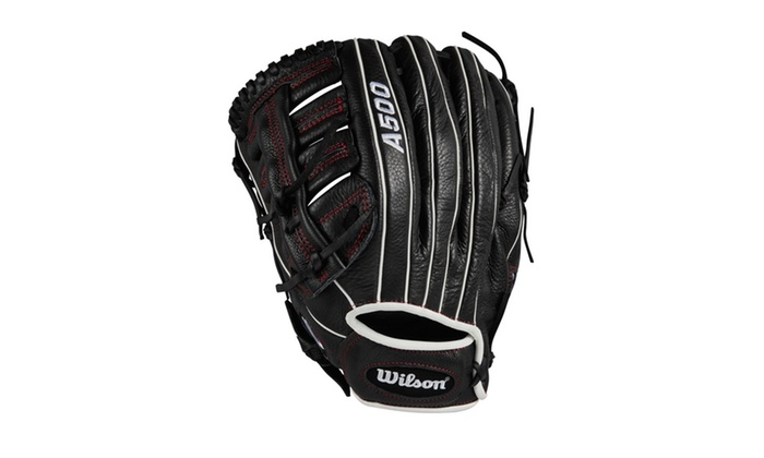 Wilson A500 All Positions 12.5in Baseball Glove-LH