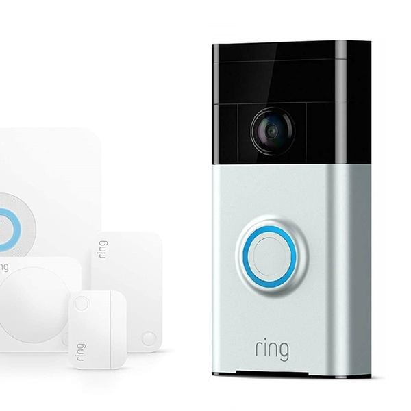 Up To 32 Off On Ring Home Security Alarm Syst Groupon Goods
