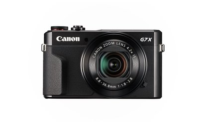 image for Canon PowerShot G7 X Mark II 20.1 MP Digital Camera (Black)
