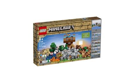 LEGO Minecraft The Crafting Box 2.0 21135 Building Kit 717 Piece 6fa1822f-cc53-41d0-921d-c6f4a3d38eb8