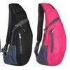Unisex Waterproof Nylon Chest Bag Men Women Outdoor Sports Shoulder Bag