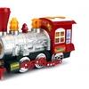 Velocity Toys Steam Train Locomotive Engine Car Bubble Blowing