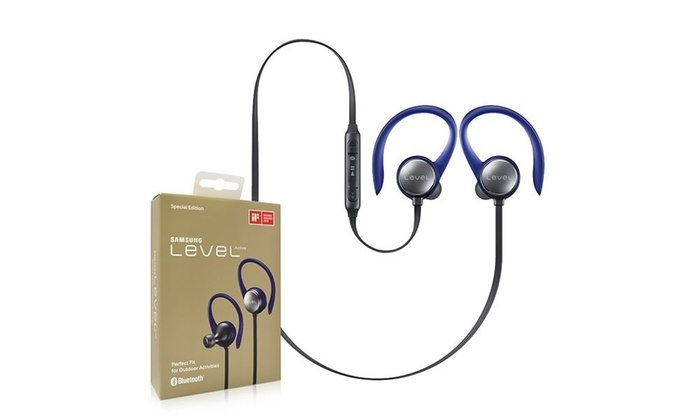 14eca934fe0 Samsung Level Active Bluetooth Fitness In-Ear Headphones with Mic