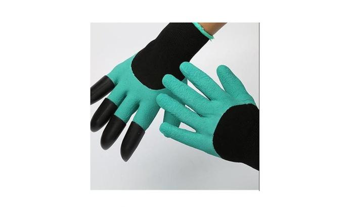 Flexible Designed Garden Gloves & for Digging and Planting