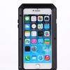 Gorilla Glass Case Aluminum Metal Phone Case for iPhone 6, 6s, 6s Plus