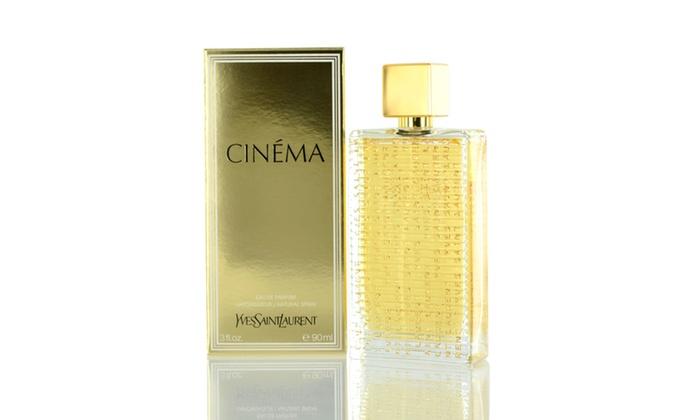 Yves Saint Laurent Cinéma Eau De Parfum For Women 3 Fl Oz Groupon
