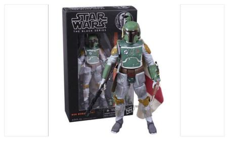 "Boba Fett: Star Wars The Black Series 6"" PVC Action Figure New IN BOX 2f09af4f-049c-4cd6-b948-b24da9401ec4"