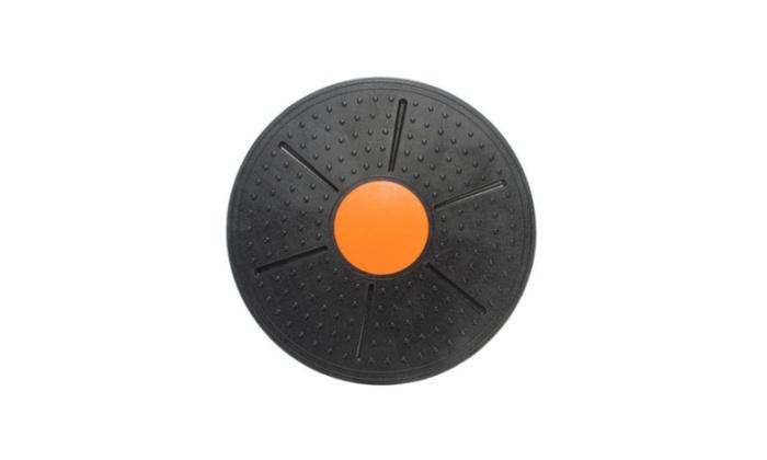 360 Rotation Wobble Exercise Balance Board Stability Disk Training
