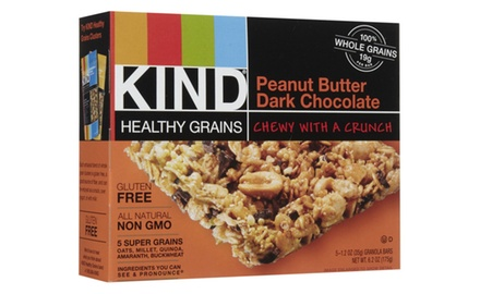 KIND Gluten Free Granola Bars Peanut Butter Dark Chocolate, 1.2 OZ (Pack of 40)