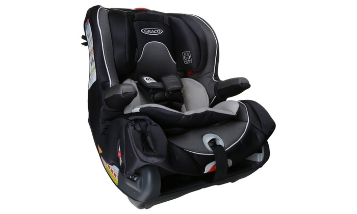 graco smartseat all in one car seat groupon. Black Bedroom Furniture Sets. Home Design Ideas