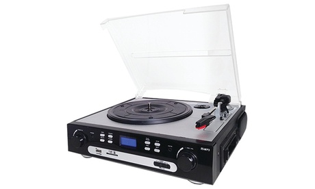 Professional Turntable System e8576c37-b8d5-4249-a7b0-88036fc06031