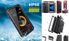 Waterproof IP68 Level Case AICase Dirt-proof for iPhone 6 6S 7 8 Plus/X/XS/XR