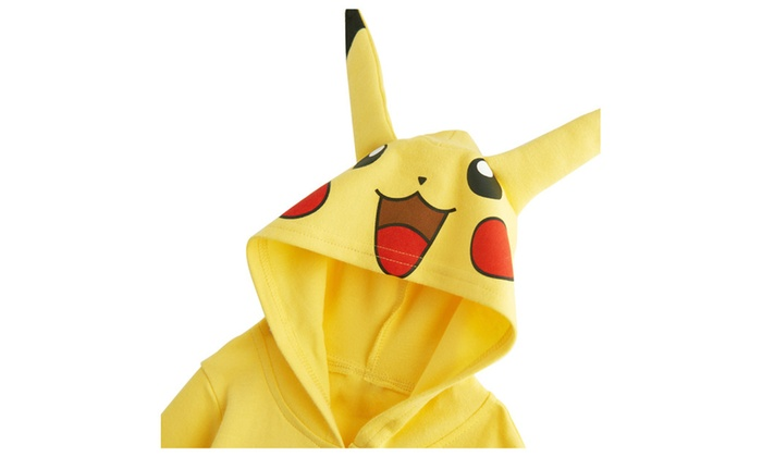 Cute Baby Pikachu Jump Suit Groupon