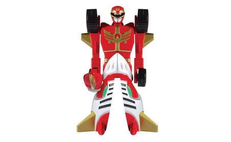 Power Rangers Megaforce Dragon Morphin Vehicle, Red Ranger 49bf148e-b777-483e-8e4f-fe33880fc260