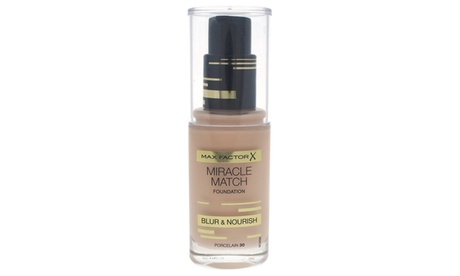 Max Factor Miracle Match Foundation - # 30 Porcelain Foundation b7b66036-5717-41fe-8214-1cccaa5c4225