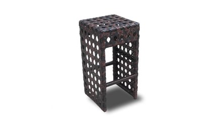 image for Avon Woven Wicker Outdoor Chair/Bar Stool