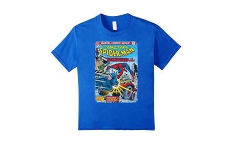 Spider-Man Classic Retro Comic Hammerhead T-Shirt a689cb87-17dd-4d15-ab54-1d0b3cc4050b