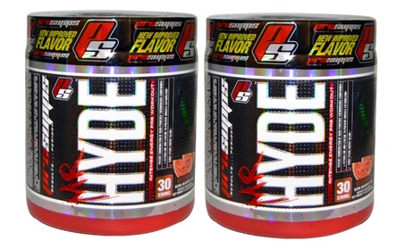 ProSupps Mr. Hyde 30 Servings Pre-Workout 2 Pack