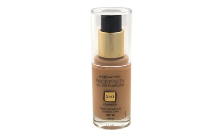 Facefinity All Day Flawless 3 In 1 Foundation SPF20 - # 60 Sand- 30 ml 5587c495-485f-4476-aa47-aaef82d2364c