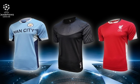 Icon Sports English Premier/Champions League/Mexican Soccer Jersey Collection