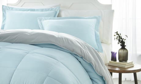 Soft Essentials All-Season Down Alt Reversible Comforter