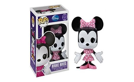 Funko POP Disney Minnie Mouse Vinyl Figure e2feb14b-bde5-4f77-8cbb-af8b9d59501a