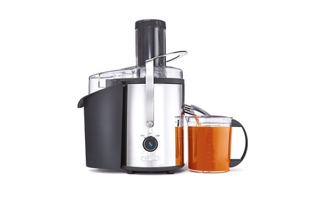 BELLA 13694 High Power Juice Extractor, Stainless Steel photo