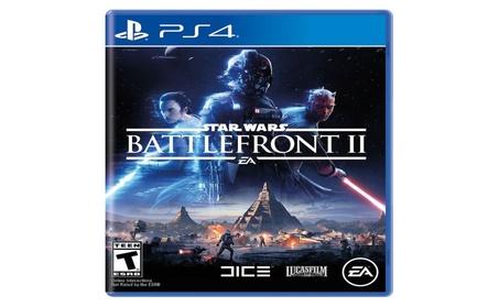 Star Wars Battlefront II - PlayStation 4 c589740e-847d-4962-9499-5fcd60e73e21