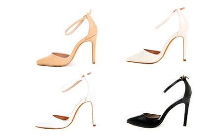 Women's Stiletto Heels Pointy Toe Pump bb801e21-3e1d-42cd-aec7-d81b8b87286e