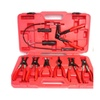 Perfect Wire Long Reach Hose Clamp Pliers Set Fuel Oil Water Hose Tool
