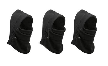 Premium Camper Warm Zero Degree Thermal Fleece Balaclava Hood 3a3ea502-7f14-4c4a-bf89-5b1bfe5af535