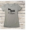 Be Still And Know Women's Tee