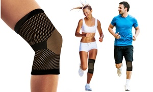 xFit Copper Compression Knee Support Sleeve