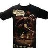 Linkin Park Meteora Spray Paint Rock Band T Shirt