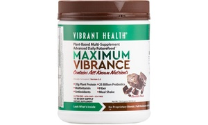Vibrant Health Maximum Vibrance Plant-Based Multi-Supplement