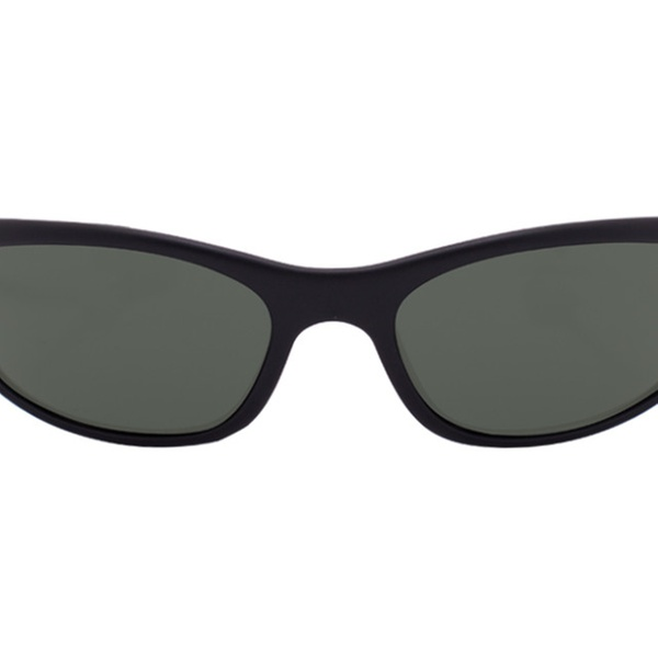 2083f62606df Ray Ban active lifestyle rb4115 601s71 57 matte black   green classic