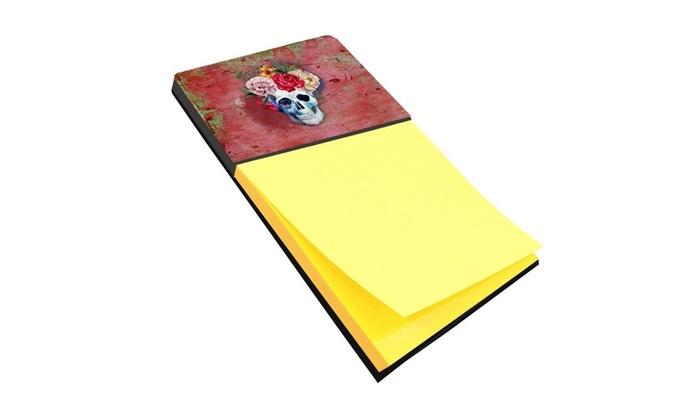 BB5130SN Multicolor Carolines Treasures Desk Artwork Notepad Holder