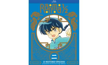 Ranma 1/2 Set 2 Limited Edition (Blu-ray) df9490fe-b6b6-42a5-b54f-4cf55bb5405c