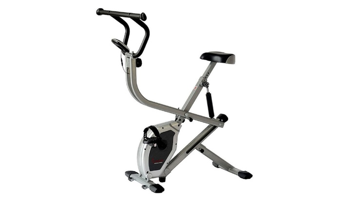Sunny Health & Fitness Dual Action Rider Bike