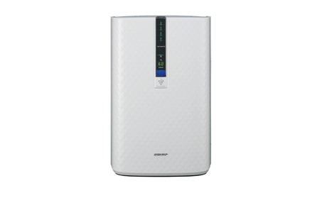 Sharp KC850U Plasmacluster air purifier with humidifying function 3e5b6a7e-0442-471c-a56c-52723f0b10fa